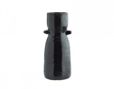 Vase noir poupée - Madam Stoltz