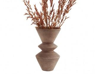 Vase terre cuite - Madam Stoltz