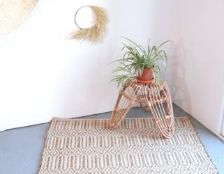 Tapis fibre naturelle - Madam Stoltz